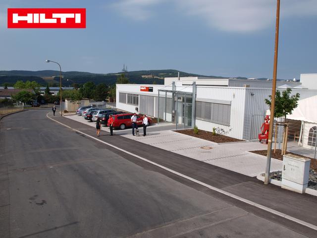 Das Hilti Tools Service Center TSC In Bebra